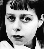 headshot of Carson McCullers